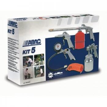 ABAC 5 Pneumatic Tools Kit