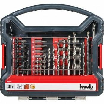 KWB Powerbox Set 41 Piece...