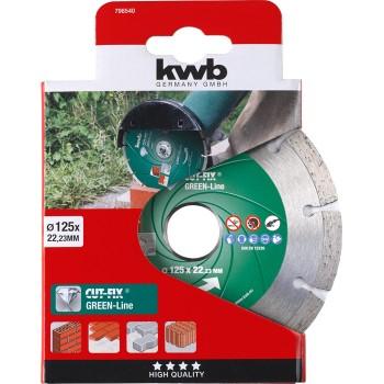 KWB CUT-FIX Green-Line...
