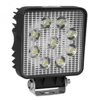 27w Square LED Auxiliary Light