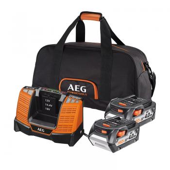 AEG Kit 18V PROLITHIUM-ION™...
